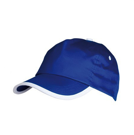 Custom royal blue baseball caps hats