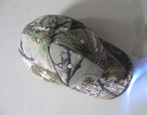 led camo hats caps