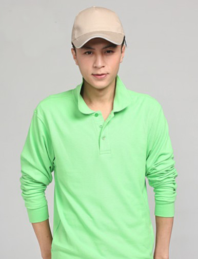 mens polo  shirts with long sleeve