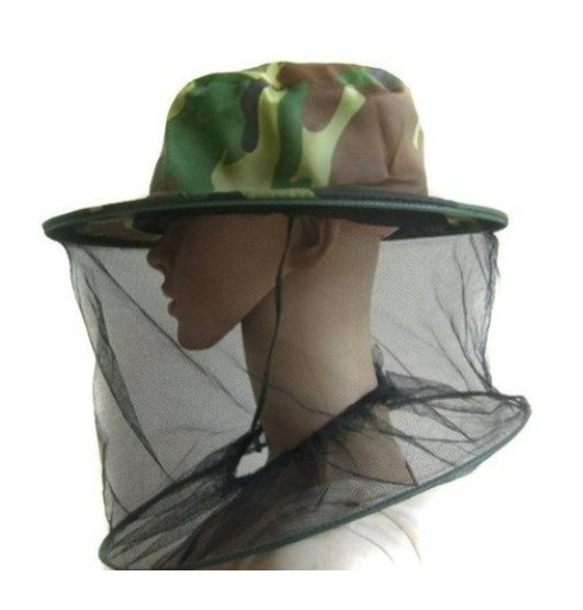 camouflage Beekeeper hat
