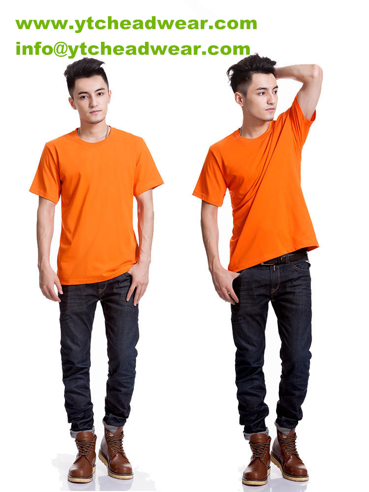 supplier of plain t shirts in China