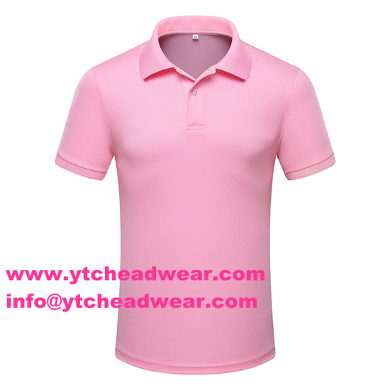 sell polyester pique polo t shirts dry fit 180g