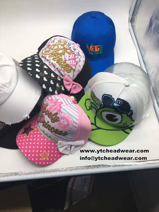 custom hats caps for baby for kids for children