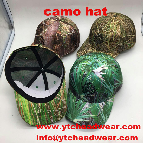 personalized camo color caps,CAMO hats