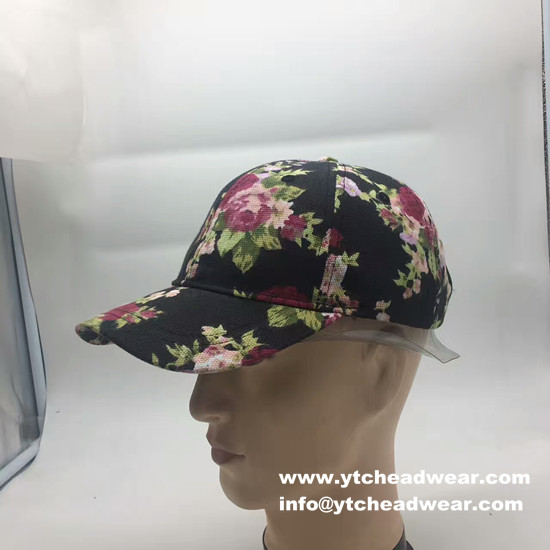 Printed hats, printed caps