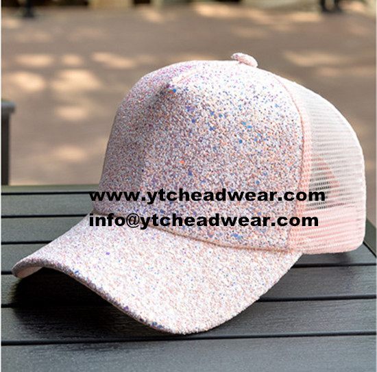 Wholesale fashion summer trucker caps mesh hats