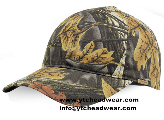 sell camouflage baseball caps sport hats