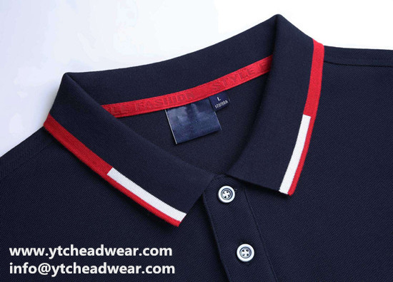 supply cotton pique casual polo shirts for men