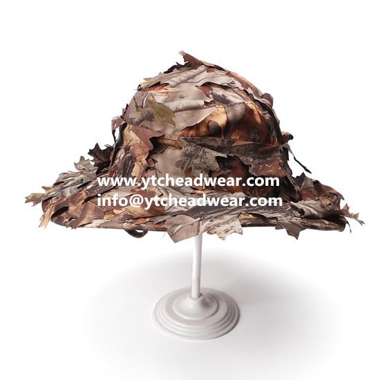 outdoor hunting caps bucket hats camo color