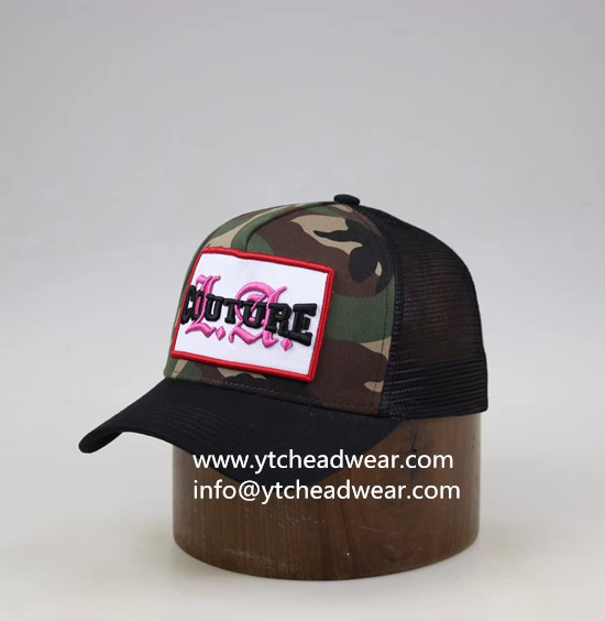 camo trucker hats caps for outdoor